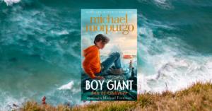 Michael Morpurgo Boy Giant cover