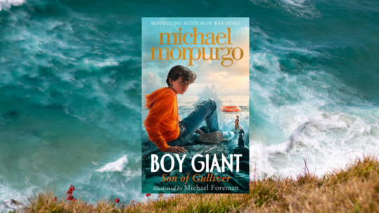 Michael Morpurgo Boy Giant cover