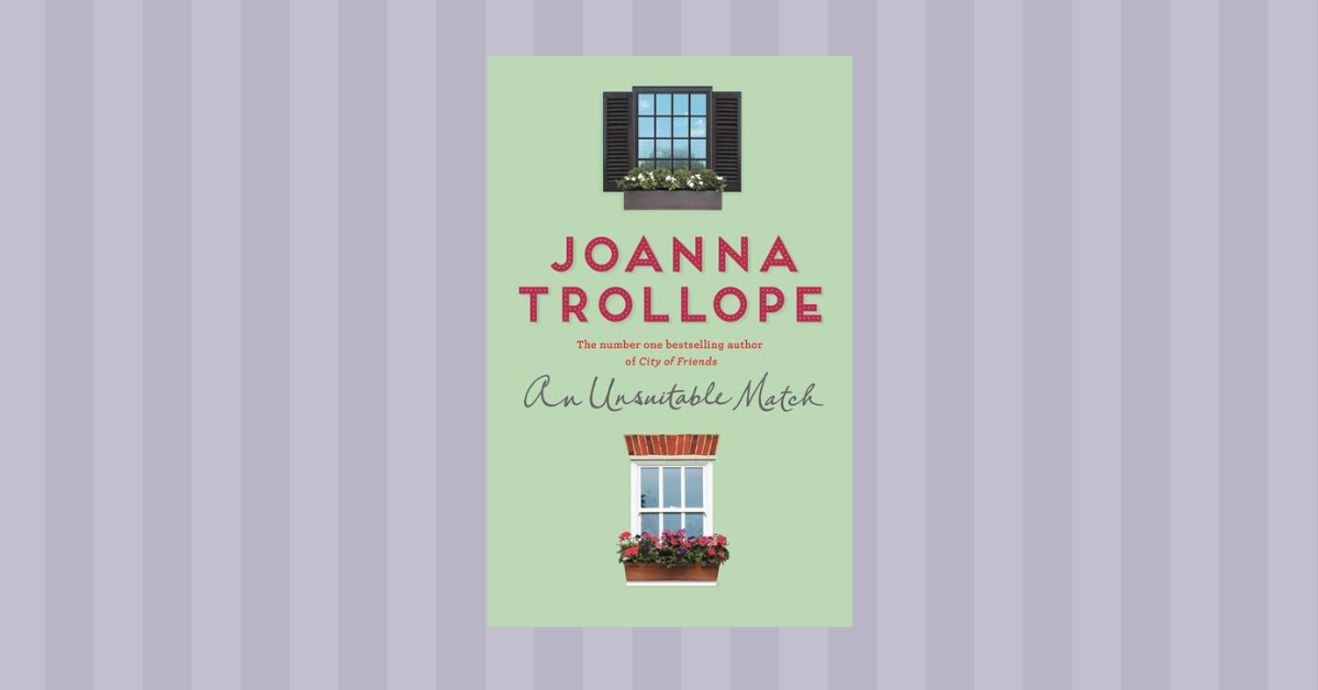 Joanna Trollope interview