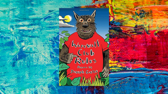 Werewolf Club Rules - Joseph Coehlo interview - Love Your Library podcast