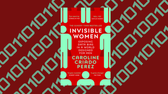 Caroline Criado Perez podcast interview Love Your Library