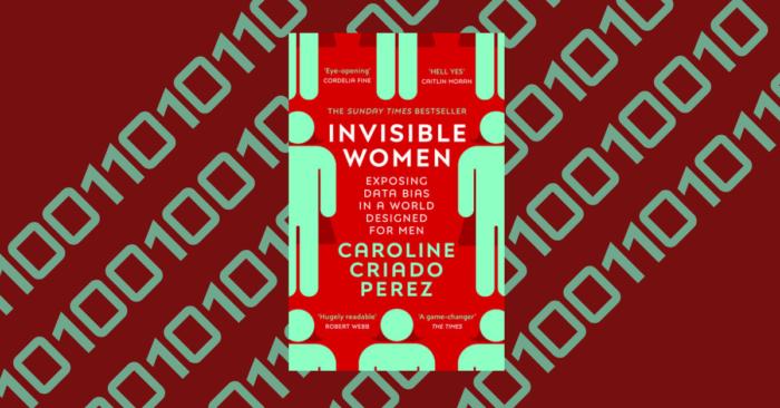 Caroline Criado Perez podcast interview Love Your Library