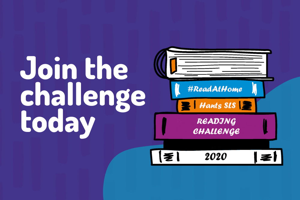 School Library Service Read At Home Challenge