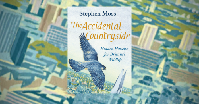 Stephen Moss The Accidental Countryside book cover podcast interview Love Your Library
