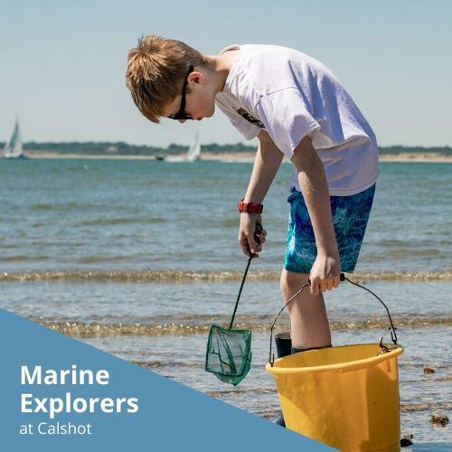 Marine explorers