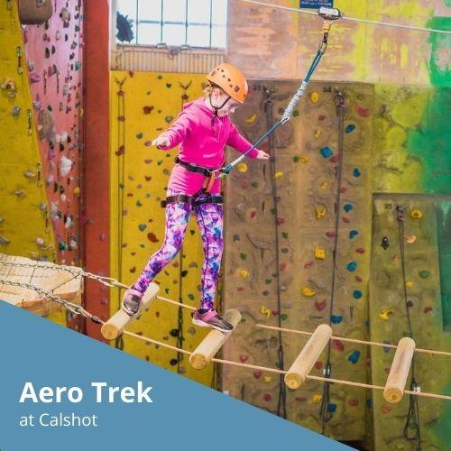 Aero Trek at Calshot