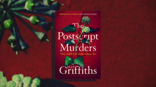 The Postscript Murders Elly Griffiths interview