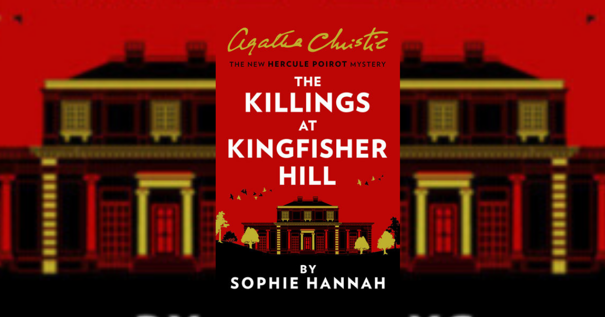 The Killings at Kingfisher Hill Sophie Hannah interview