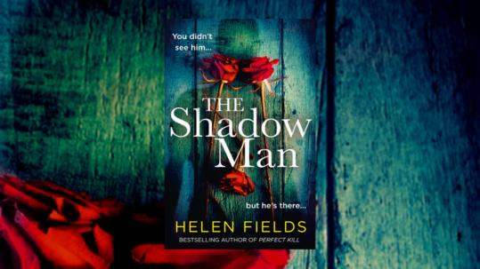 Helen Fields interview The Shadow Man