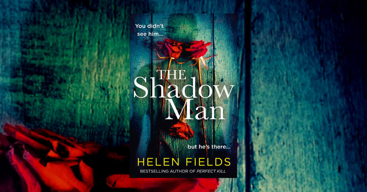 Helen Fields interview The Shadow Man
