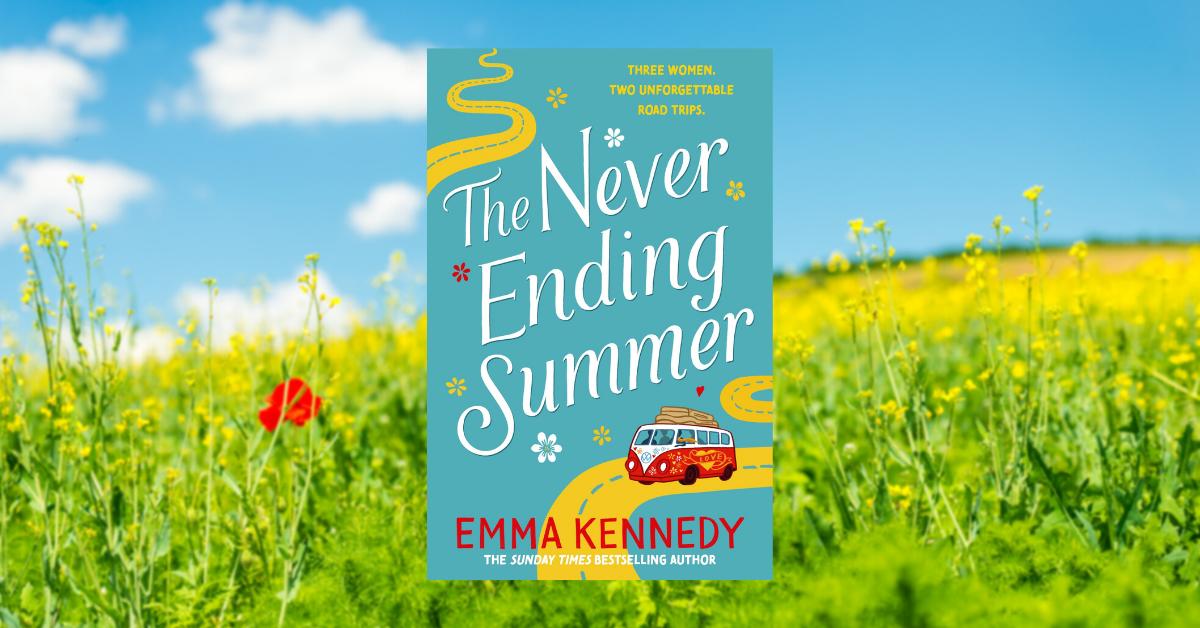 The Never Ending Summer Emma Kennedy interview
