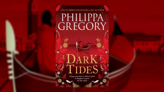Dark Tides, Philippa Gregory podcast interview