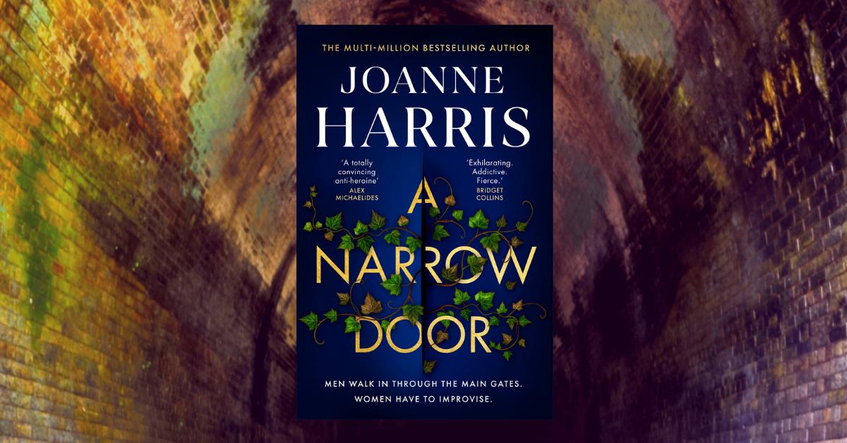 Joanne Harris A Narrow Door