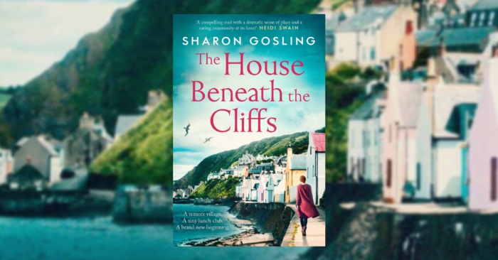 Sharon Gosling The House Beneath the Cliffs Love Your Library podcast interview