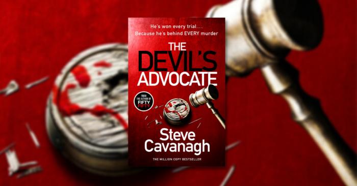 Steve Cavanagh The Devil's Advocate